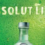 Absolut lime : le citron vert en plus de la vodka