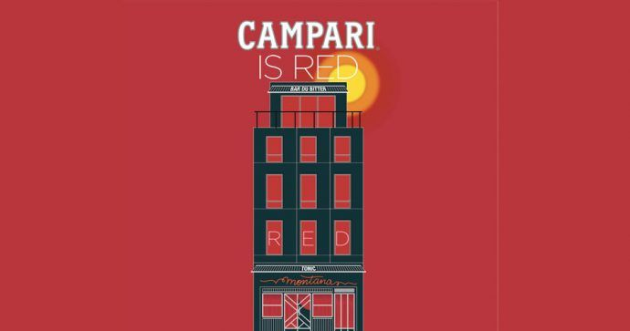 Campari Is Red Paris