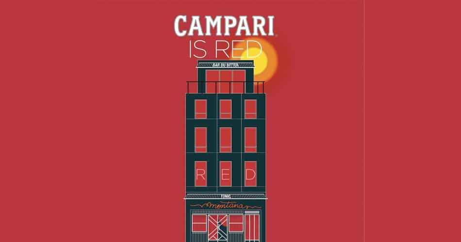 Campari Is Red Paris