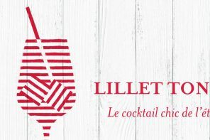 Lillet Tonic cocktail