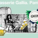Mr Playford's Tavern à la Brasserie Gallia