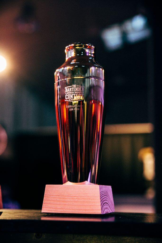 Brown Forman bartender contest