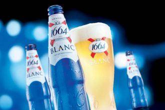 1664 Blanc bière Sans Alcool