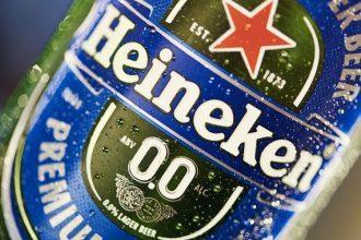 Heineken 0.0 bière sans alcool
