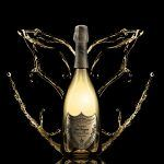 Votre champagne Dom Perignon livré en une heure