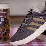 Adidas invente les baskets résistantes à la bière