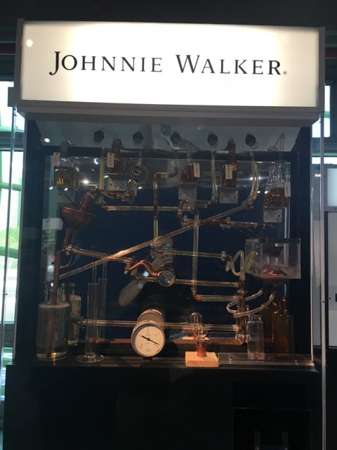 Johniie Walker Whisky Live Paris 2017