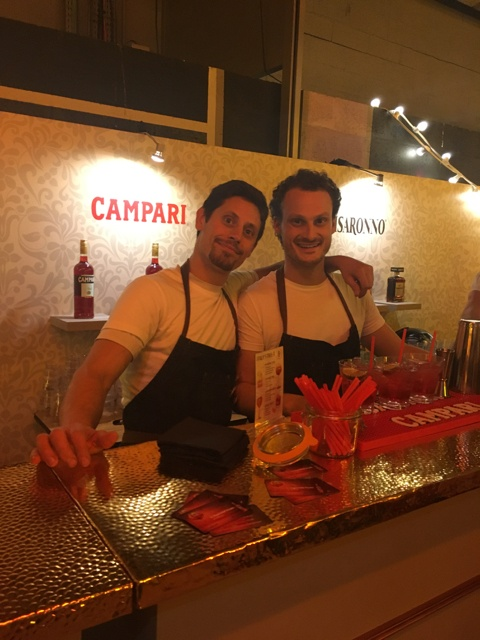 Cocktail Street 2017 Campari