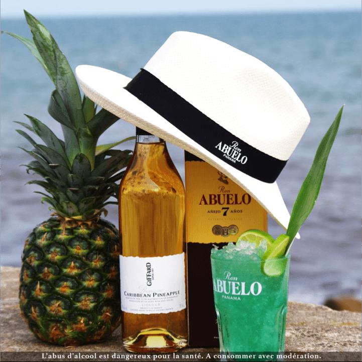 cocktail rhum ron Abuelo