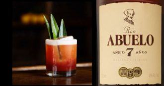 cocktail rhum Ron Abuelo 2