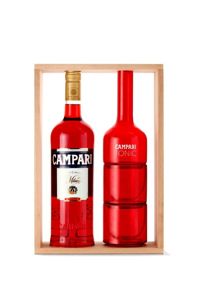 campari coffret collector