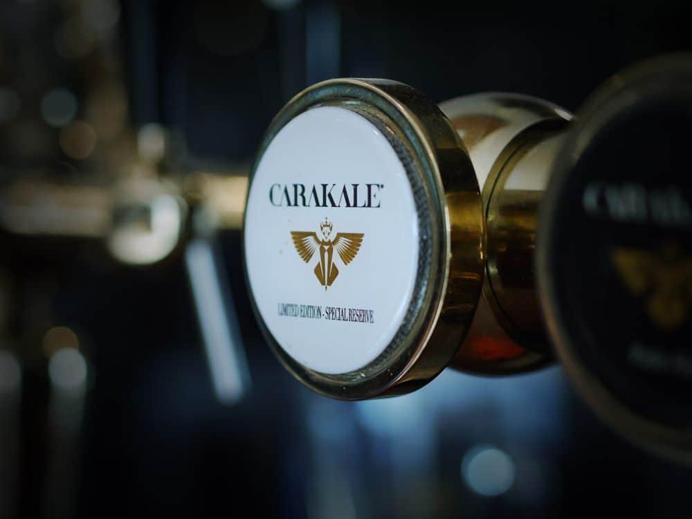Carakale Micro brasserie Jordanie