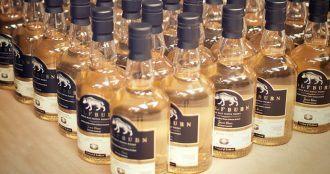 Wolfburn whisky