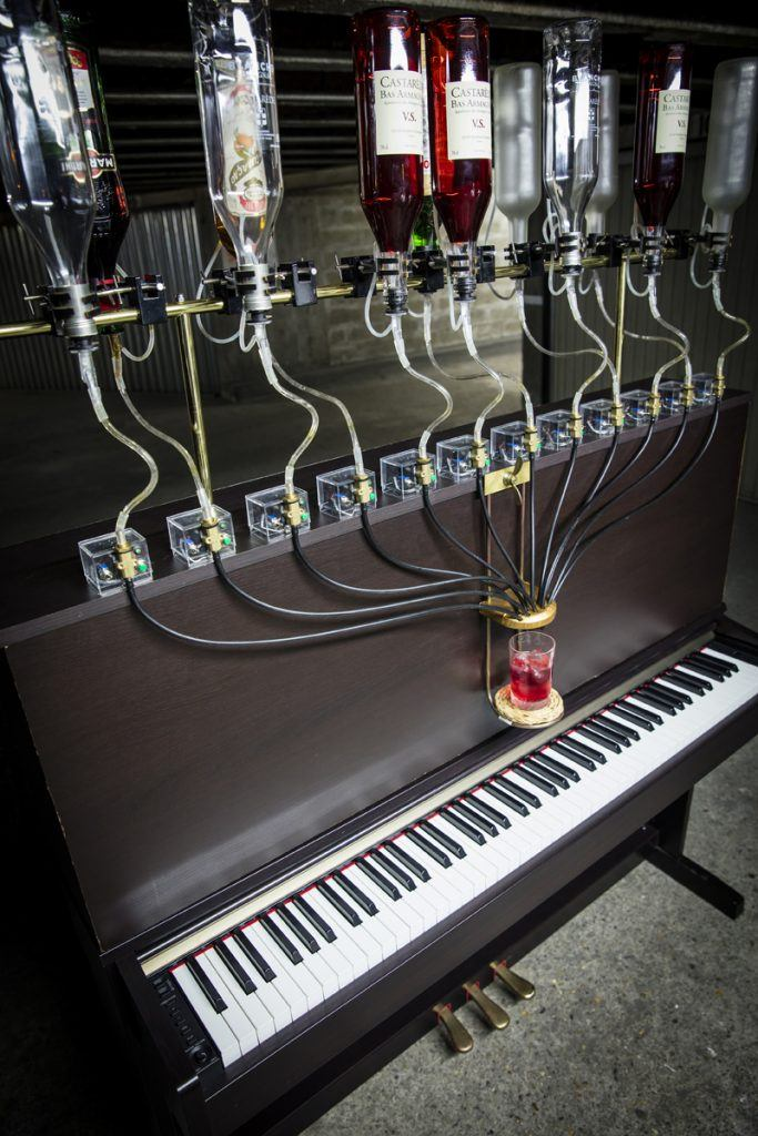 pianocktail - piano à cocktail