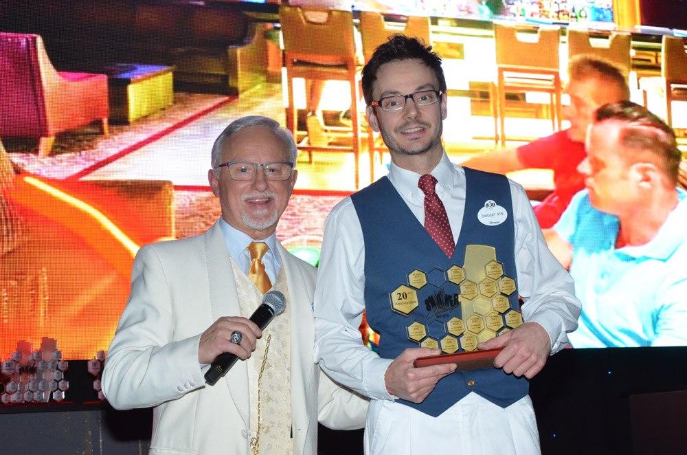 Disney Shaker Challenge gagnant