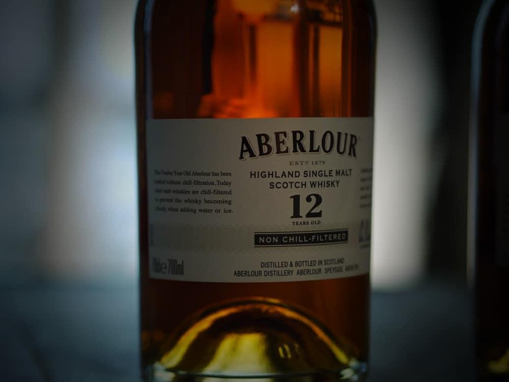 Aberlour Whisky 12 ans