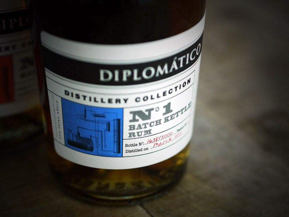 Diplomatico Distillery Collection