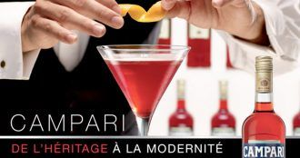 Campari Bartender competition 2017