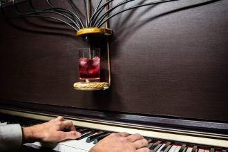 Pianocktail piano à cocktail