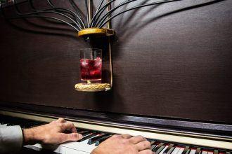 Pianocktail piano à cocktail