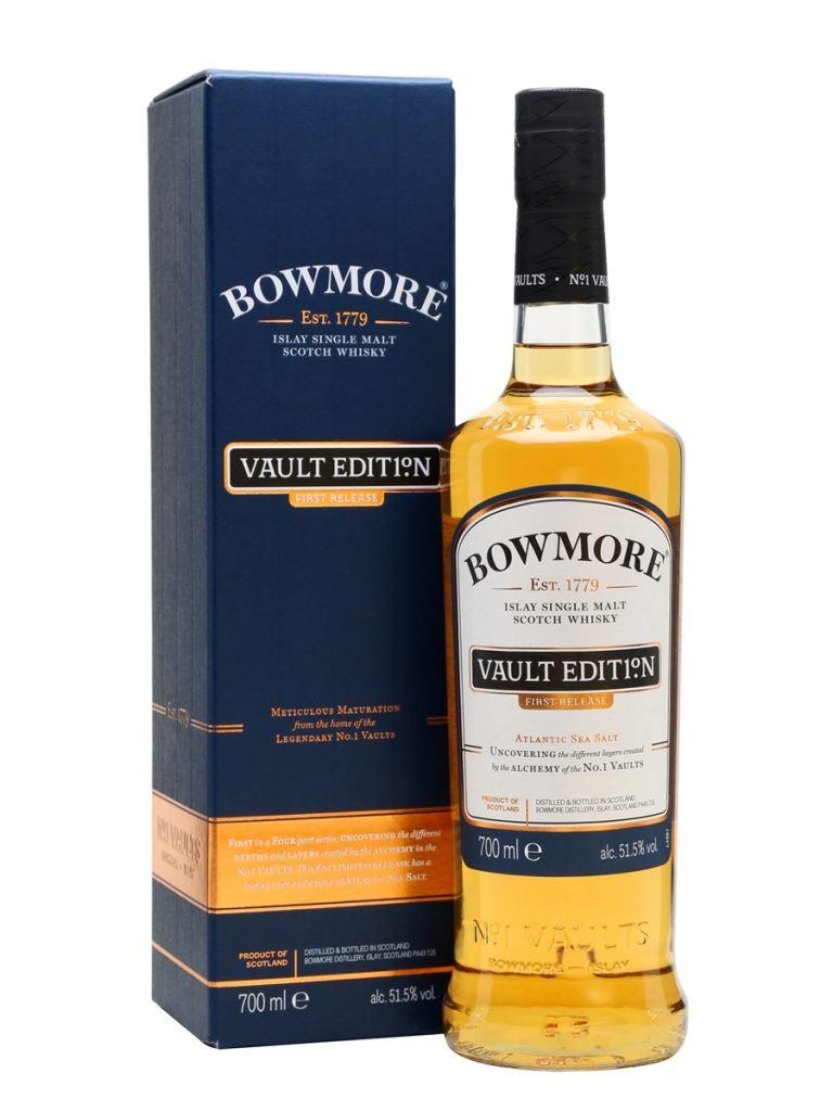 bowmore sea salt
