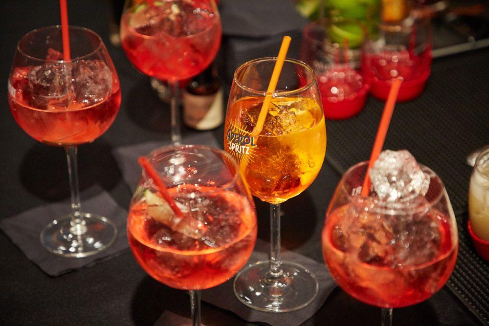 Aperol spritz pour les cocktails c'est pas sorcier