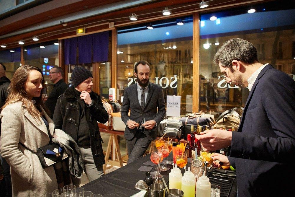 Romain Chassang pour les cocktails c'est pas sorcier