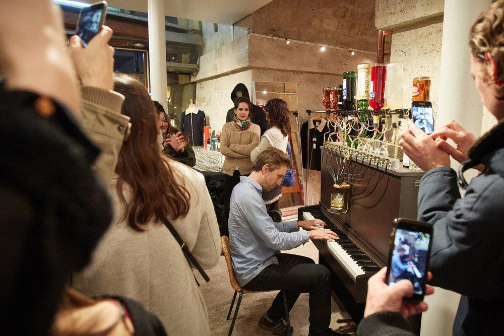 Pianocktail Les Cocktails c'est pas sorcier