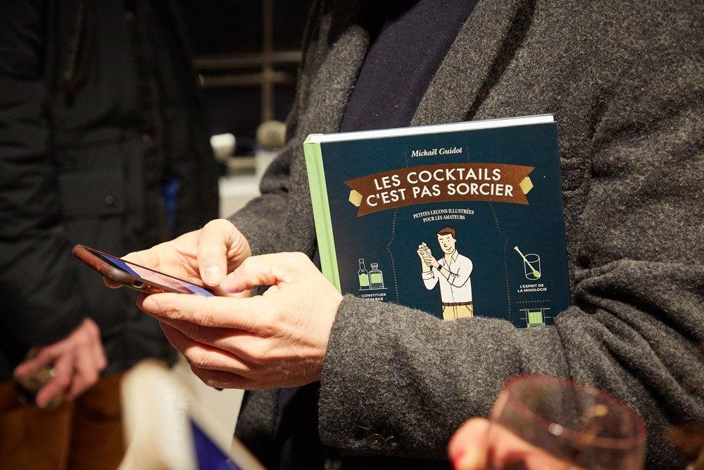 Livre cocktail Les Cocktails c'est pas sorcier