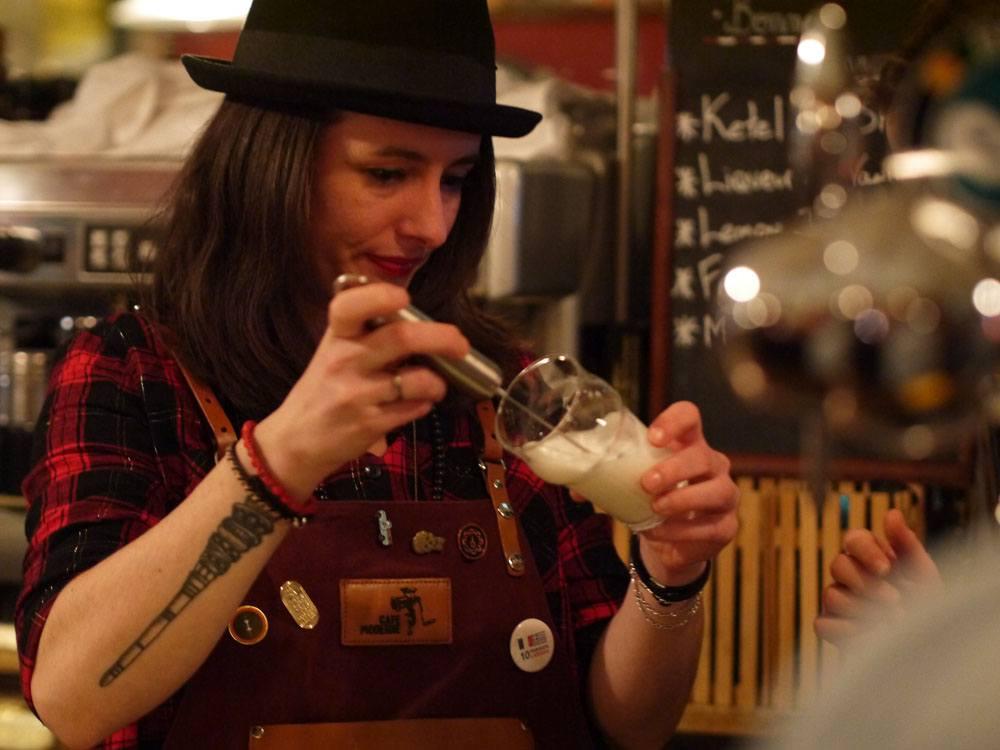 Jennifer Le Nechet café moderne