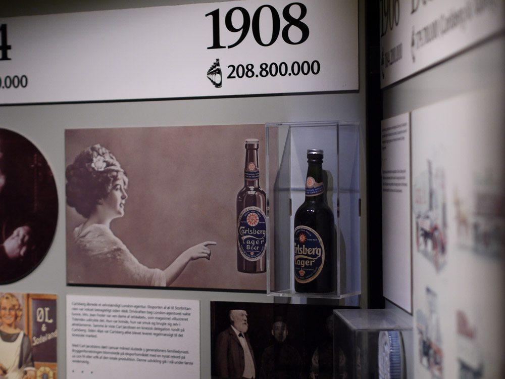 Visit Carlsberg Copenhague histoire