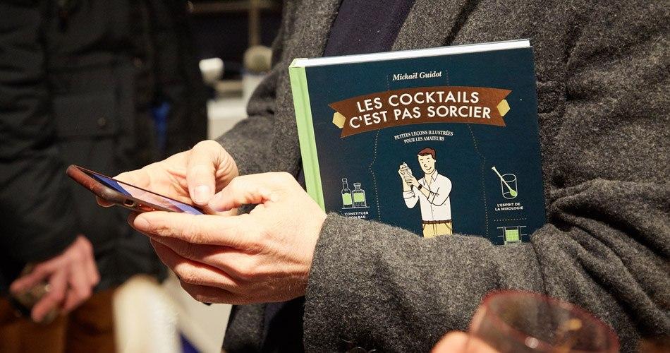 Les Cocktails Cest Pas Sorcier Soiree lancement