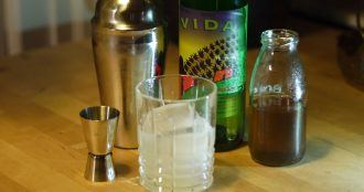 Cocktail Short Drink Mezcal