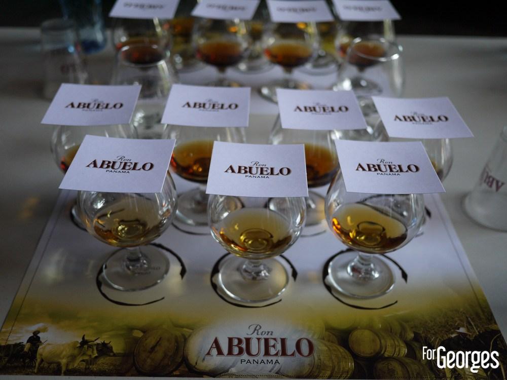 Dégustation Ron Abuelo au Panama