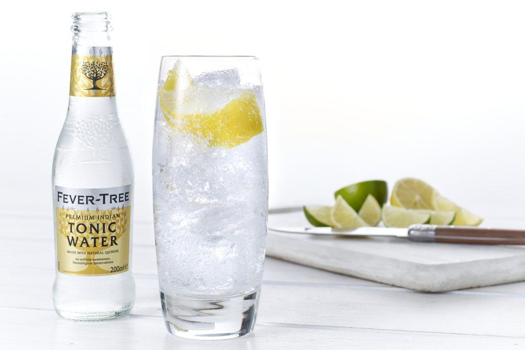Gin & Tonic Fever Tree