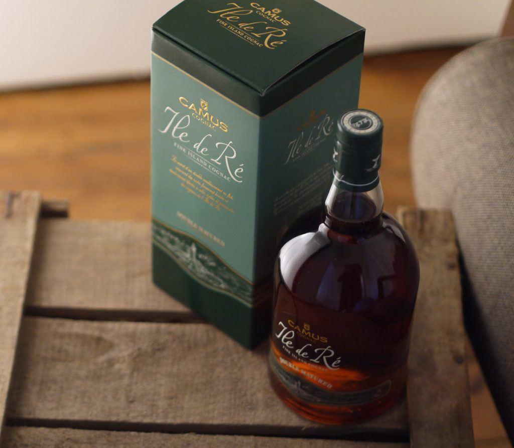 Cognac Camus Ile de Ré double Matured