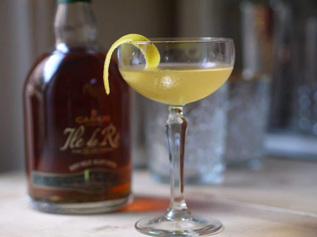 Cognac Ile de Ré Double Matured