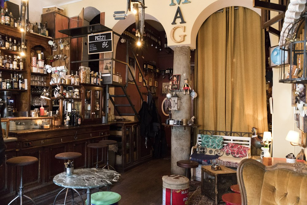 Le Mag Bar à cocktail Milan