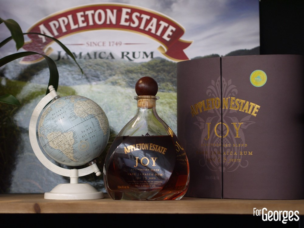 Rhum Fest 2018 - Appleton Estate Joy