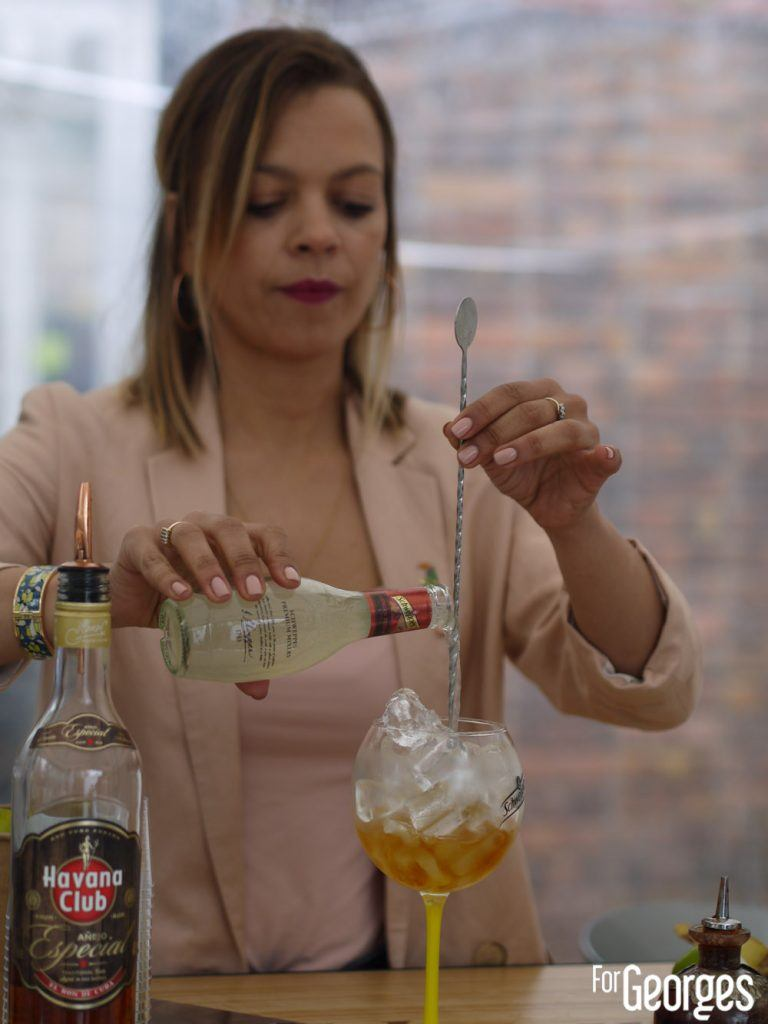 Rhum Fest 2018 - Christina Monaco - Schweppes Premium Mixer