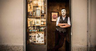 Flavio bartender Italie