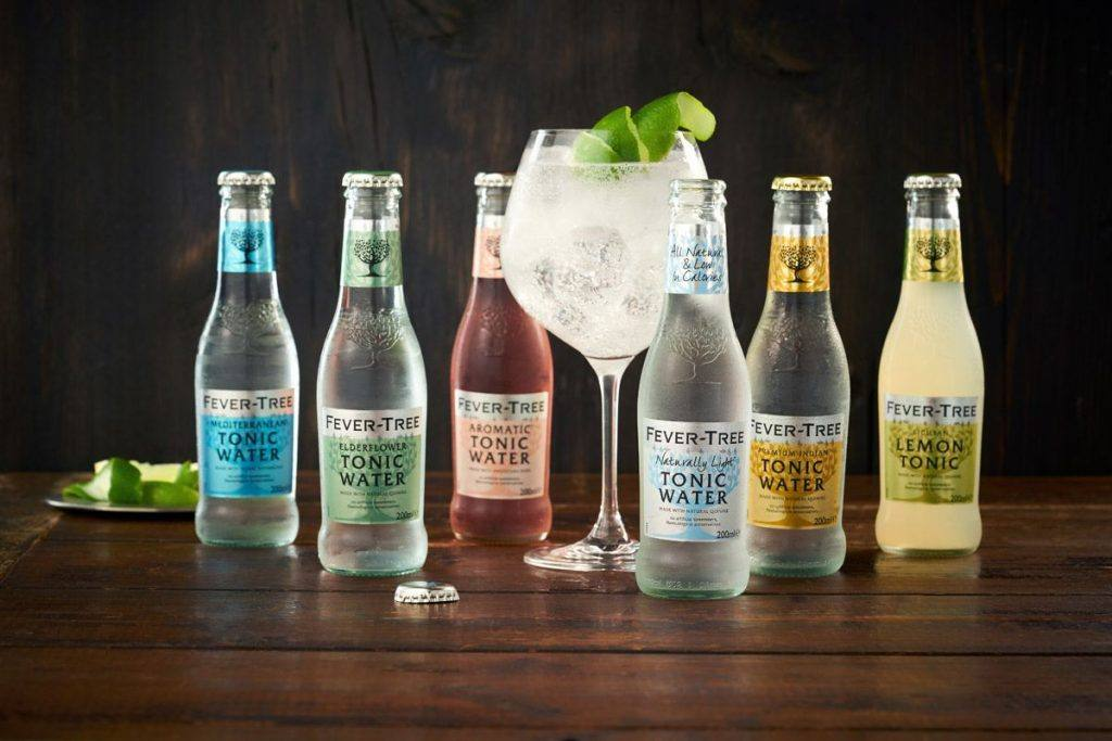 Gamme Tonic Fever-tree