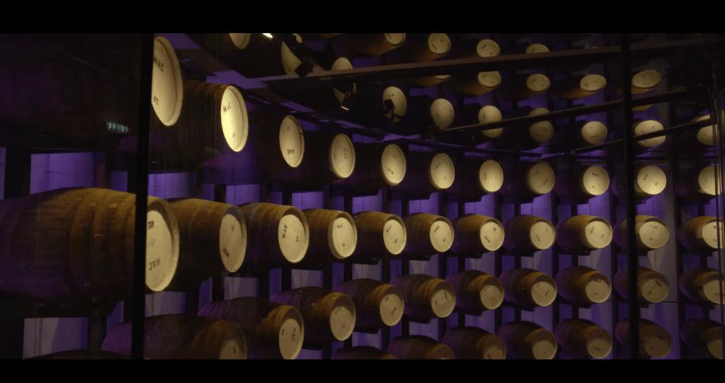 Chai nouvelle distillerie Macallan