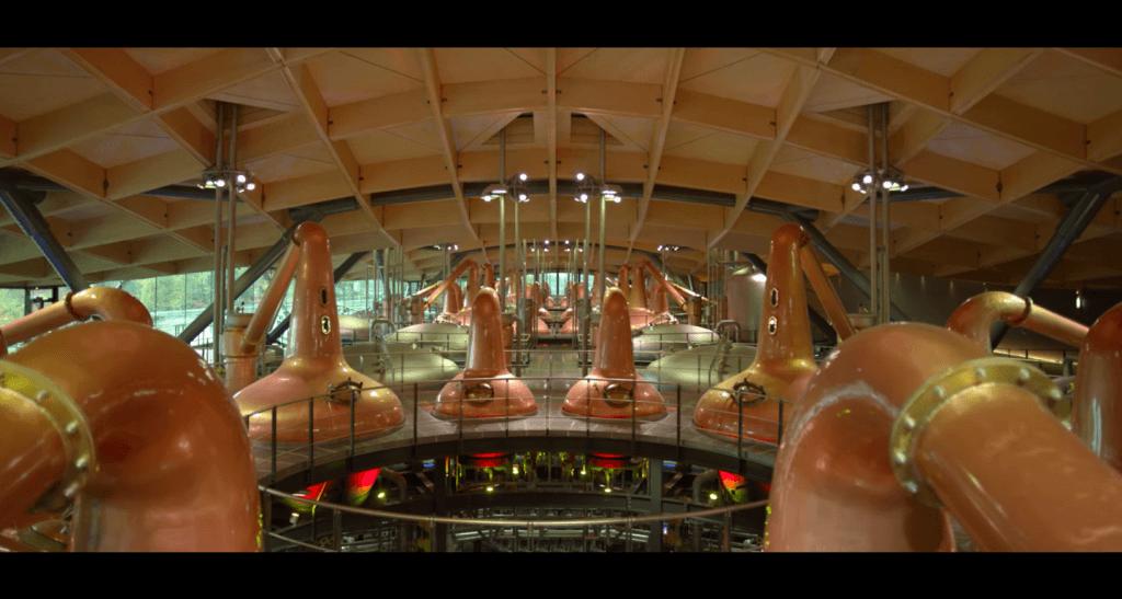 Alambic nouvelle distillerie Macallan