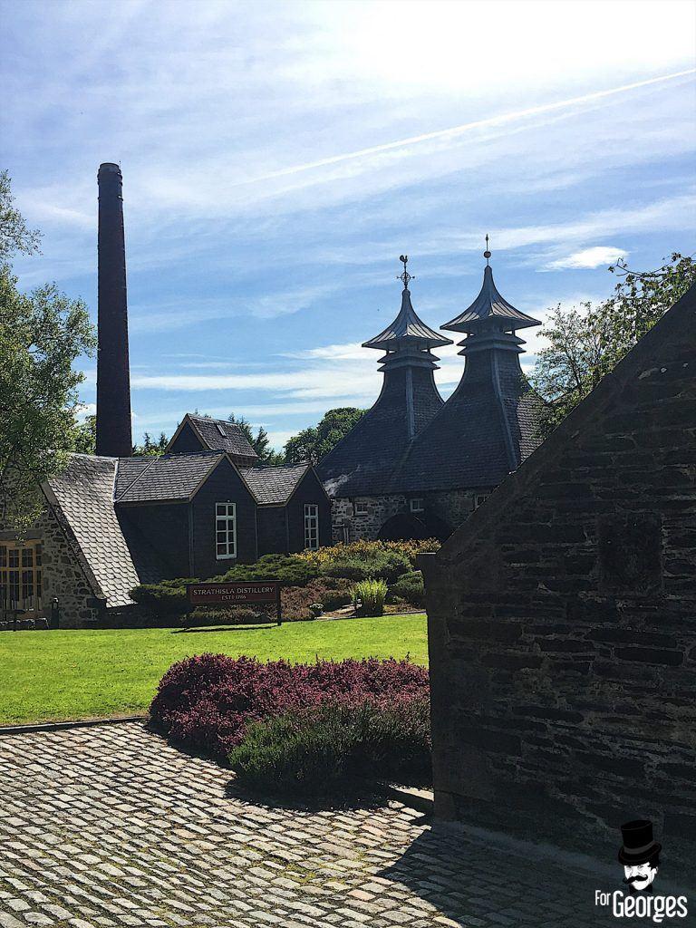 Strathisla distillerie