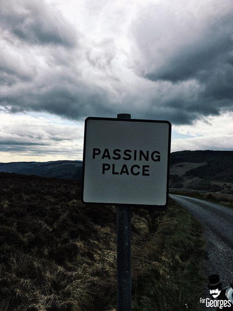 Petite route écossaise