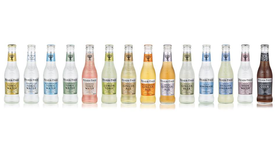 Fever Tree gamme complète