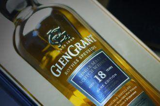 Glen Grant 18 ans