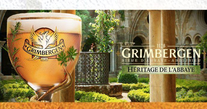 Grimbergen Héritage de l'abbaye