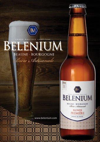 bière belenium beaune